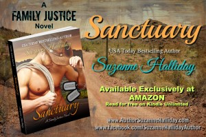 SANCTUARY – Now available exclusively through Amazon