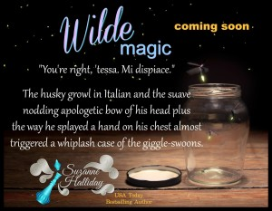 Wilde Magic is coming!