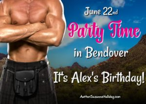 Bendover Birthday Alert